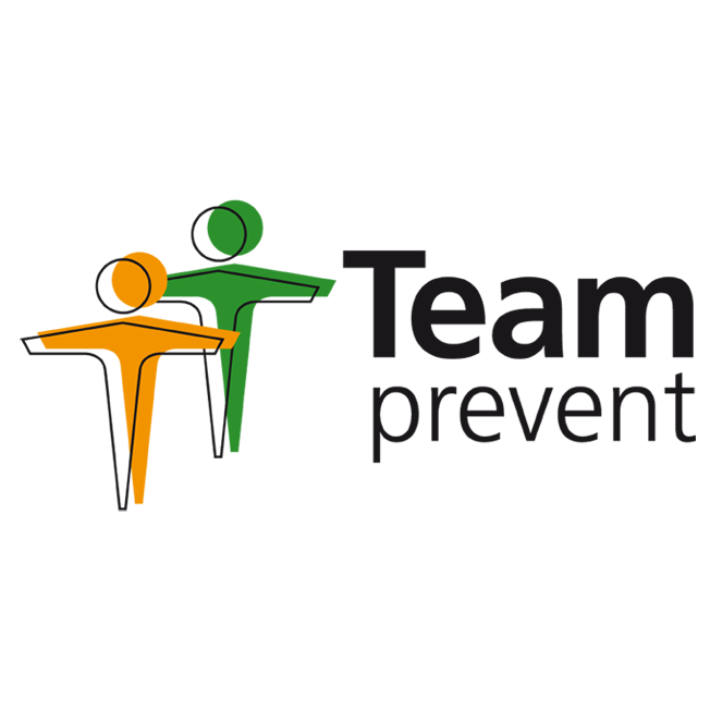 Zur TeamPrevent Website