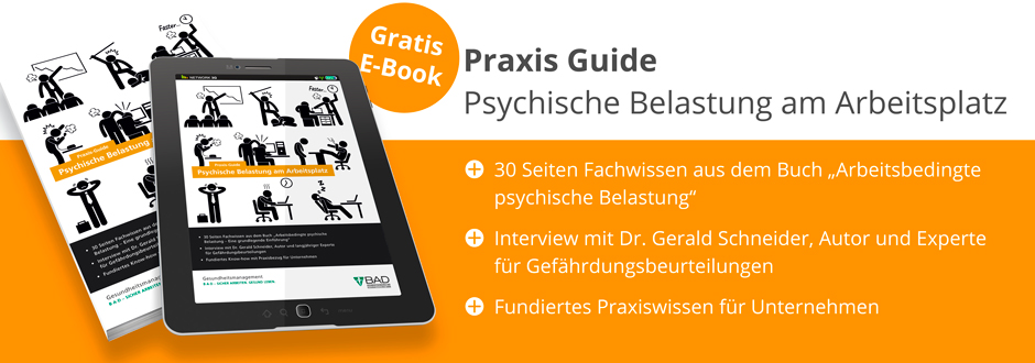 Praxis-Guide - Psychische Belastung am Arbeitsplatz